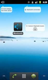 Bluetooth Switch and Mute - screenshot thumbnail