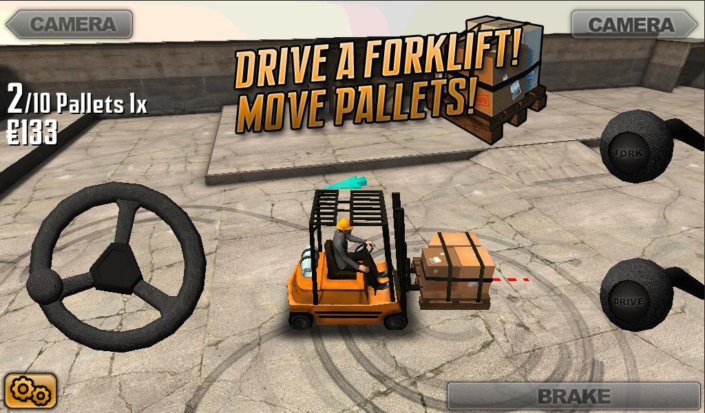 Extreme Forklifting- screenshot