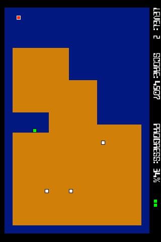 XonixAttack- screenshot