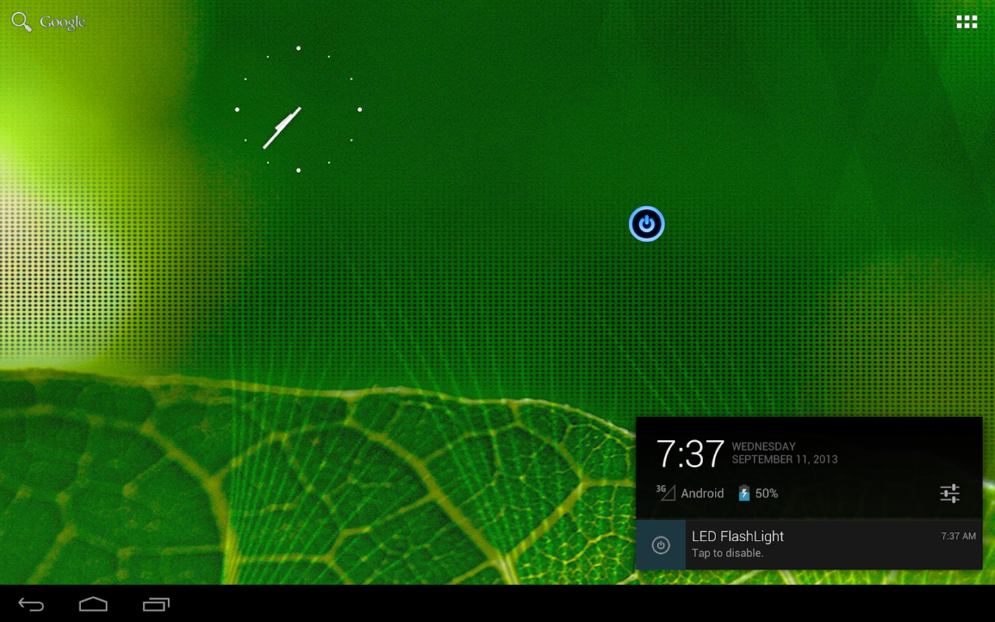Led Flashlight Unlimited - screenshot