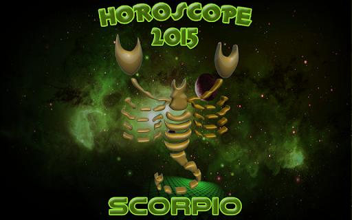 Horoscope 2015 Scorpion