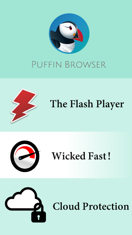 Puffin Web Browser - screenshot