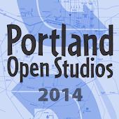 Portland Open Studios 2014