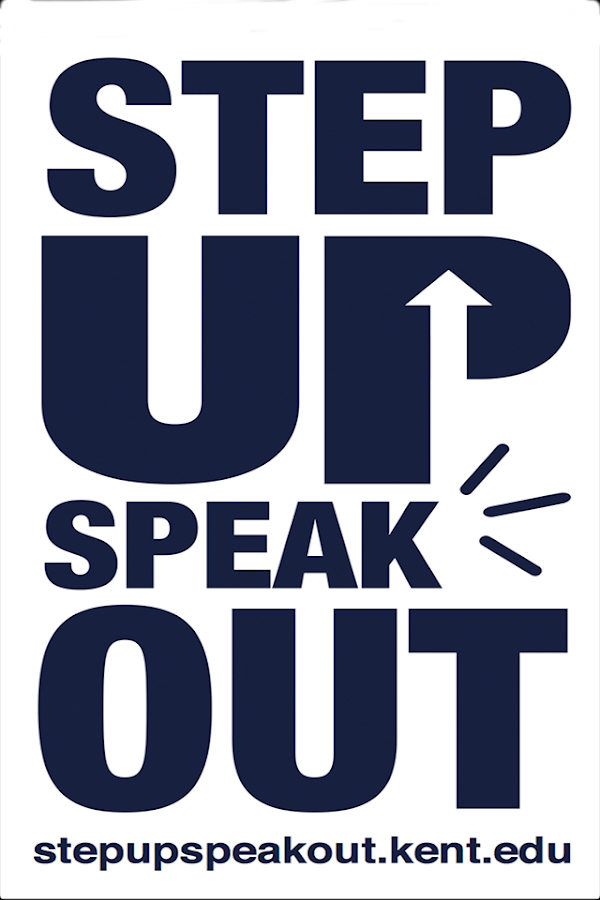 Step Up and Speak Out- screenshot