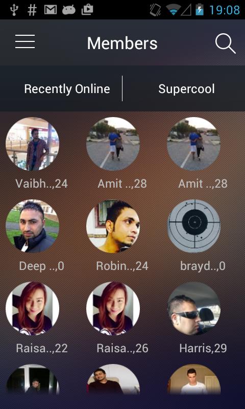 AsiansInUK - screenshot