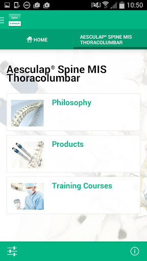 Aesculap® Spine MIS TL