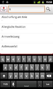 eErsteHilfe - Rotes Kreuz- screenshot thumbnail