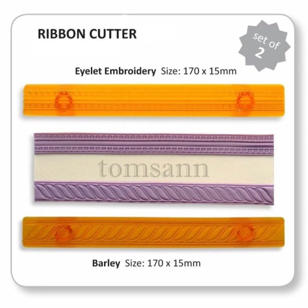 RIBBON CUTTERS (BARLEY & EYELET CUTTERS)