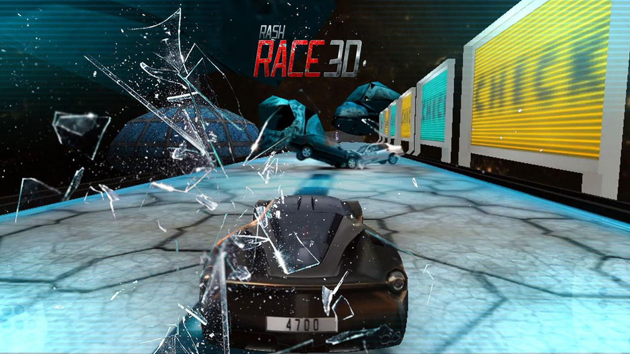 RASH RACE 3D- screenshot