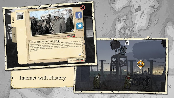 Valiant Hearts: The Great War - screenshot