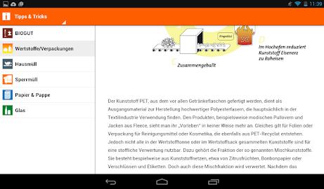 Abfall-App | BSR Screenshot 21
