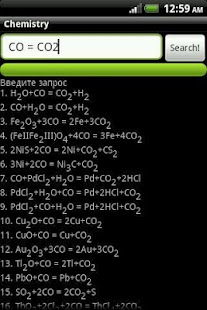 Chemistry- screenshot thumbnail