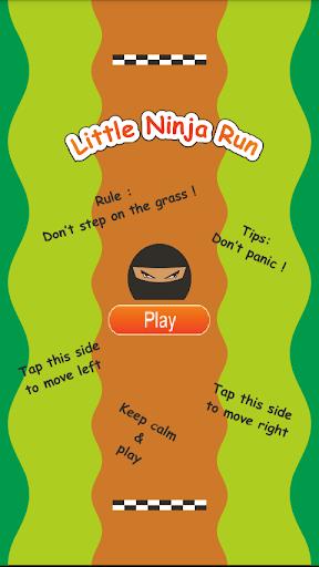 Little Ninja Run