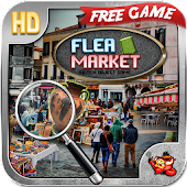 Flea Market Free Hidden Object