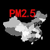 PM25地图
