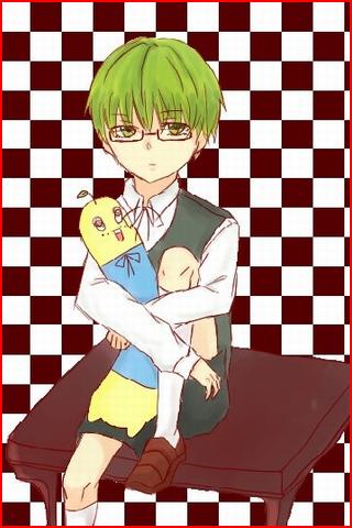 かわいい【黒子のバスケ】緑間真太郎(みどりましんたろう)画像