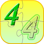 Numbers Puzzles for kids