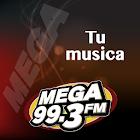 Mega 99.3 icon