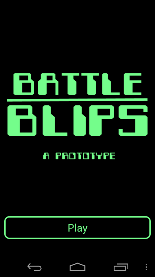 BattleBlips- screenshot