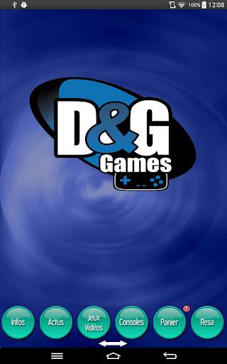 D G Games