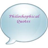 Philosophical Quotes