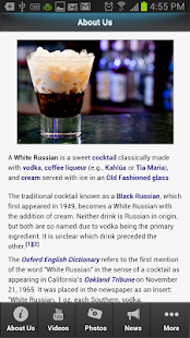 White Russian - screenshot thumbnail