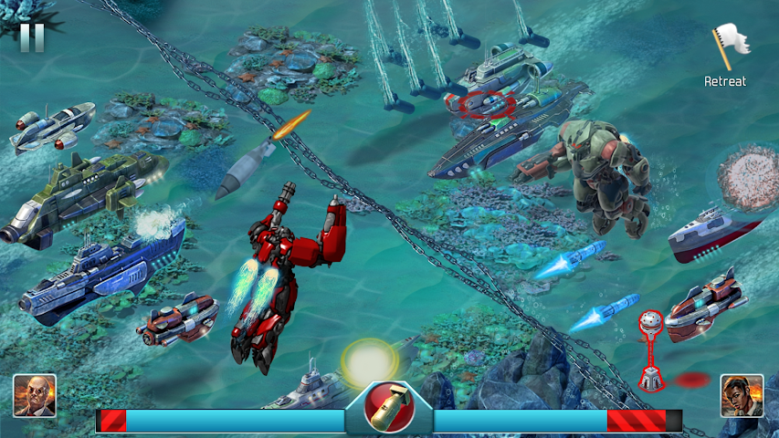 android World at Arms Screenshot 17