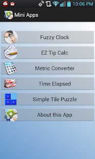 Mini App Collection Free- screenshot thumbnail