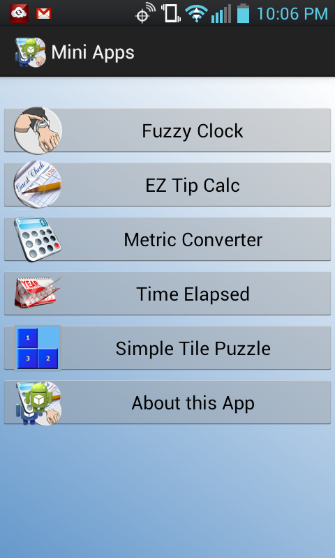 Mini App Collection Free- screenshot