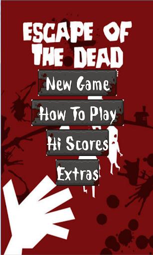 【免費棋類遊戲App】Escape of the dead-APP點子