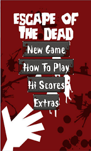 Escape of the dead- screenshot thumbnail