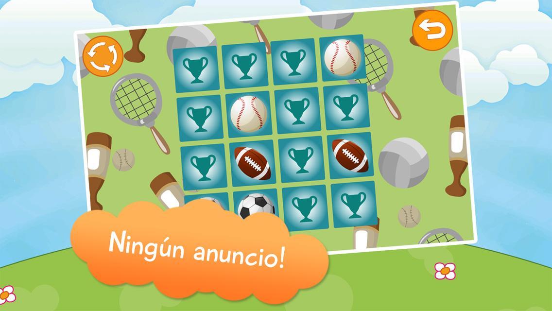 Juegos de Memoria Coches Niños - Aplicaciones Android en ...