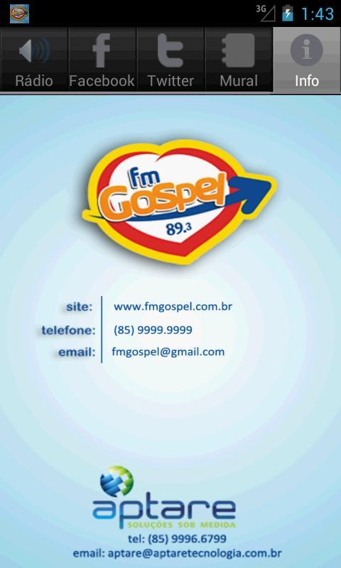 FM Gospel- screenshot