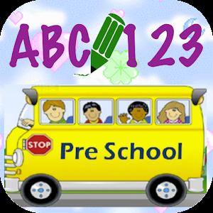 Alphabets & Numbers Tracing 教育 App LOGO-APP試玩