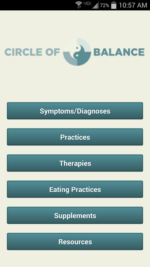 MBH Symptom Checker- screenshot