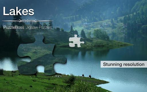 Lake Jigsaw Puzzles