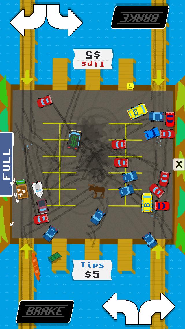 No Brakes Valet screenshot #4