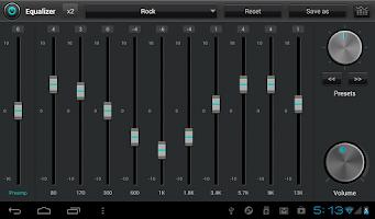Screenshot of jetAudio Music Player+EQ