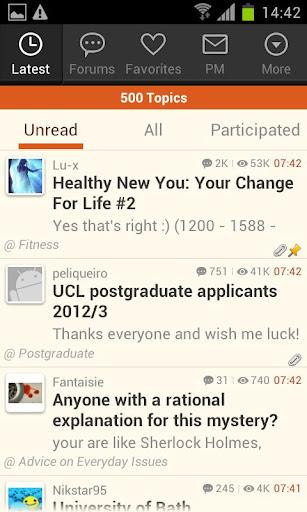 Tapatalk Forum App Apk v2.4.9