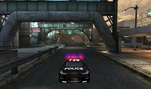 Street Police Car Driver 3D