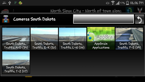 Cameras South Dakota Traffic- screenshot thumbnail