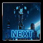Next Base 3D Livewallpaper LWP icon