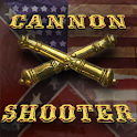 Cannon Shooter : US Civil War logo