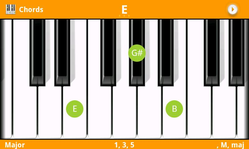 KeyChord Lite - screenshot