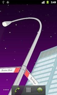 City Street Live Wallpaper Screenshot 3