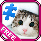 Cat Puzzles & Wallpapers Free