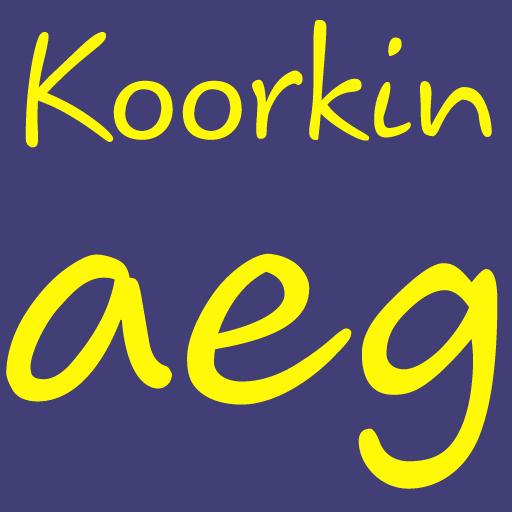 Koorkin FlipFont 個人化 App LOGO-APP試玩