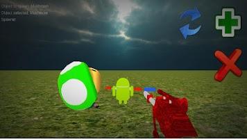 Screenshot of CHax: Physics Sandbox Shooter