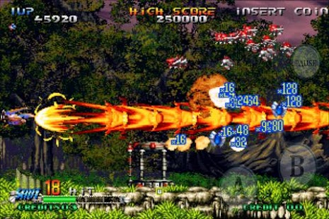 BLAZING STAR Screenshot 1