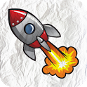 Space Temple Rocket Doodle Run icon